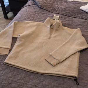 Everlane ReNew Half-Zip Pullover